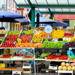 Local market — Stockfoto