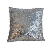 Glittering pillow — Stock Photo