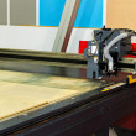 CNC machine — Stock Photo #5372176