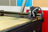 CNC machine — Stock Photo