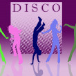 Disco dance — Stock Photo #4992211