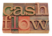 Cash flow — Stock Photo