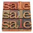 Sale word abstract - Stock Photo