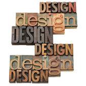 Design word collage — Stock Photo