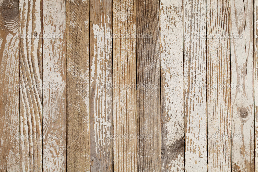Old wood painted white — Stock Photo © PixelsAway #5357564