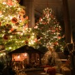 Christmas Scenery — Stock Photo