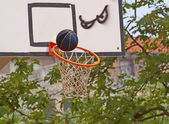 Basket — Foto Stock