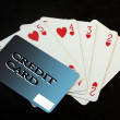 Cards — Stock Photo