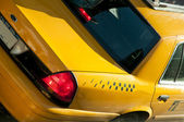 Yellow Cab — Stock Photo