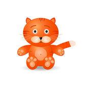 Тиджет игрушка значок — Cтоковый вектор
