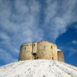 Clifford's Tower — Stock Photo