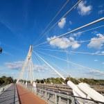 Modern Bridge Abstract Architecture — Stock Photo #4122800