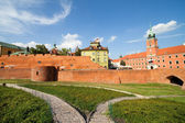 Città vecchia di varsavia — Foto Stock