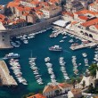 Dubrovnik Marina - Stock Photo