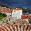 Stock Photo: Dubrovnik Old City Architecture