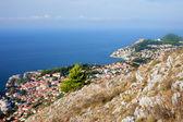 クロアチアの海岸線 — ストック写真