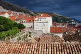 Dubrovnik staré město architektura — Stock fotografie