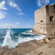 Dubrovnik Old City Walls — Stock Photo