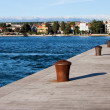 Stock Photo: Zadar Waterfront