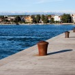 Zadar Waterfront — Stock Photo