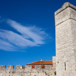 Zadar Fortifications — Stock Photo