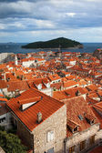 Dubrovnik Old City Architecture — Stock Photo