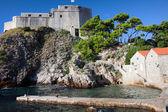 Fort Lovrijenac — Photo