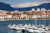 Split Panorama — Foto de Stock
