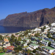Los Gigantes in Tenerife — Stock Photo