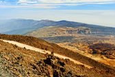 Tenerife Volcanic Landscape — Stock Photo