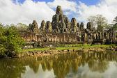 Architecture de temple bayon — Photo