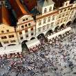 Prague Old Town Square — Stock Photo #5268032