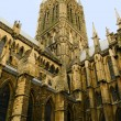 Lincoln Cathedral Architecture - Stock Photo