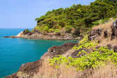 Ko Chang Island Coastline — Stock Photo