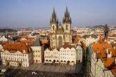 Prague Old Town — Stockfoto