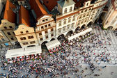 Prague Old Town Square — Stock Photo