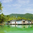 Bang Bao Bay Village — Stock Photo