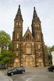 Prague Basilica — Stock Photo