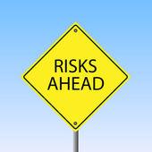 Riscos em frente — Vetorial Stock
