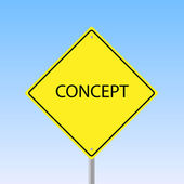 Concept — Stock Vector