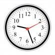 Wall Clock — Image vectorielle