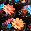 Wedding cupcakes — Stock Photo #4135216
