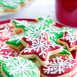 Christmas cookies — Stock Photo #4311298