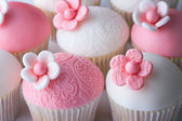 Wedding cupcakes — Foto de Stock