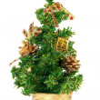 Christmas Tree — Stock Photo #4327594