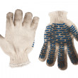 Stock Photo: Work gloves