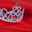Diadem Silver — Stock Photo