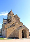 Svetitskhoveli Cathedral in Mtskheta, Georgia — Foto de Stock