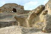 Stone city - Upliscikhe — Stock Photo