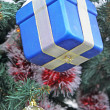 Stock Photo: Christmas decoration - gift